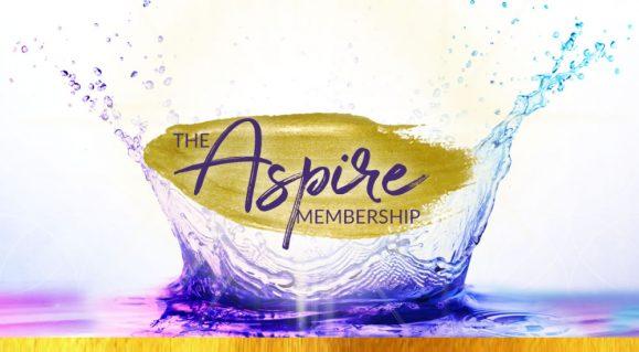 The Aspire Membership - Store