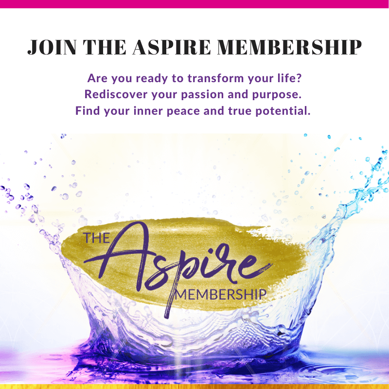 Join the Aspire Membership - Click Here