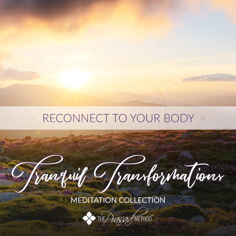 Reconnect to your Body - Dr. Asha Prasad