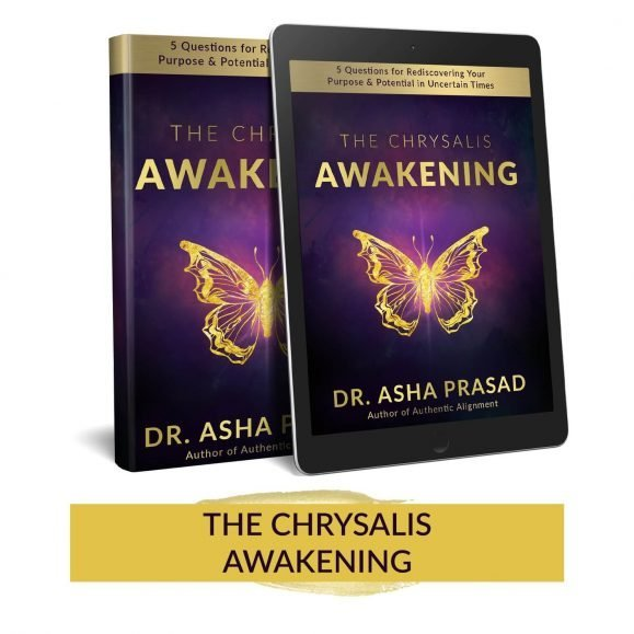 The Chrysalis Awakening: 5 Questions for Rediscovering Your Purpose and Potential in Uncertain Times